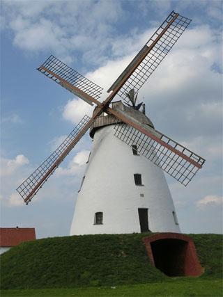 Windmühle im Weserbergland